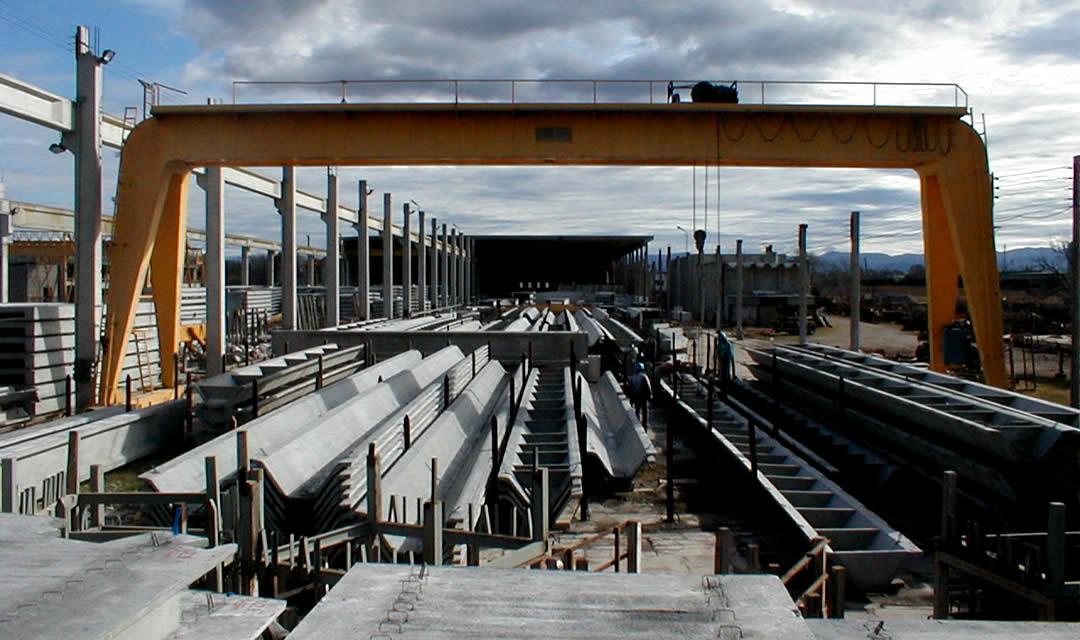 Ingeniería Estructural - Estructuras Pretensa