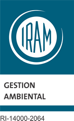 Certificado IRAM - ISO 14001:2015 - Estructuras Pretensa